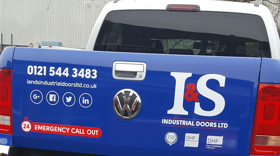 I & S Industrial Door Services