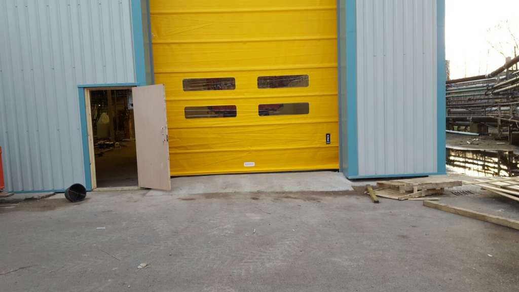 speed door systems