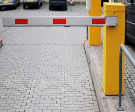 Automatic Entry - Barrier