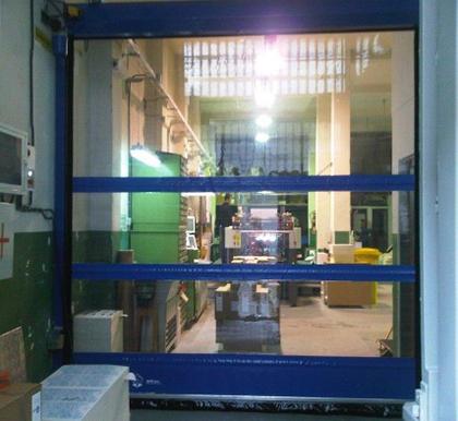 industrial Fast Action Doors