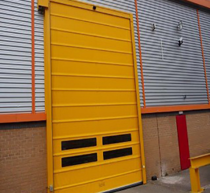 commercial Fast Action Doors