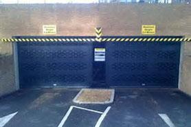 Automatic Car Park Shutters
