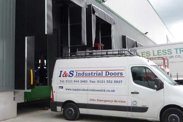 complete loading bay systems